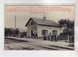 Maison 127 De CRISSE - Souvenir De La Résistance En Avant De Sillé - 15 Janvier 1871 - Très Bon état - France
