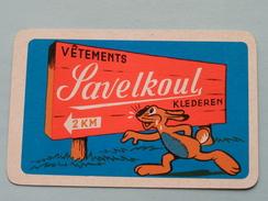 Vêtements SAVELKOUL Klederen / JOKER ( Details - Zie Foto´s Voor En Achter ) !! - Speelkaarten