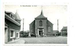Sint-Maria-Horebeke - De Kerk - Horebeke