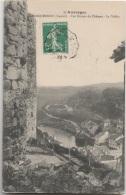 15 - LAROQUEBROU - Les Ruines Du Château - La Vallée - France