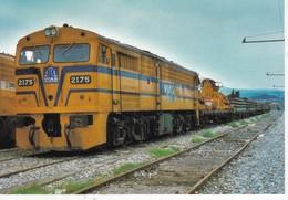 CPM LOCOMOTORA DIESEL ELECTRICA 321.075, N° 910 EUROFER-AMICS DEL FERROCARRIL - Trenes