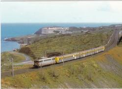 CPM SNCF  LOCOMOTORA ELECTRICA 9200/9300, N° 911 EUROFER-AMICS DEL FERROCARRIL - Trenes