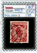 POLAND:COMMEMORATIVE-SINGLE (POL-250X-1 (03) - 1919-1939 Republik