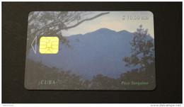 Cuba - Etecsa - 1997 - 10 $ - Cub:CUB-011 - Used - Look Scans