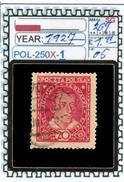 POLAND:COMMEMORATIVE-SINGLE (POL-250X-1 (05) - 1919-1939 Republik