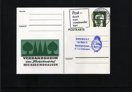 Deutschland / Germany 1974 World Football Champioship Germany  Interesting Training Center Letter - Coppa Del Mondo