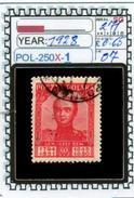 POLAND:COMMEMORATIVE-SINGLE (POL-250X-1 (07) - 1919-1939 Republik