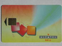 CP 1. Field Trial VUB Alcatel. - Belgien