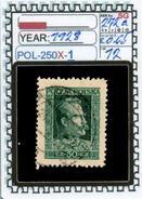 POLAND:COMMEMORATIVE-SINGLE (POL-250X-1 (12) - 1919-1939 Republik
