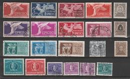 Italie Lot 133  Courrier Express - Italien