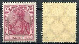 Deutsches Reich Michel-Nr. 197a Postfrisch - Geprüft - Deutschland