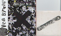 BERURIER NOIR - Viva Bertaga - 2 CD - NEW ROSE - METAL URBAIN - SHAM 69 - Punk