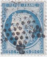 N° 60 B   ETOILE DE PARIS  MUETTE  - REF LIG37 + VARIETE - 1871-1875 Cérès