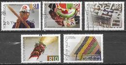 Afrique Du Sud  - Artisanat - Lot 28  - Oblitérés - Afrique Du Sud (1961-...)