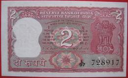 2 Rupees ND (WPM 53e) - Indien