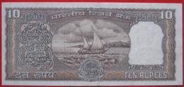 10 Rupees ND (WPM 60e) - Indien