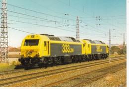 CPM LOCOMOTORAS DIESEL Serie 333, N° 916 EUROFER-AMICS DEL FERROCARRIL - Trenes