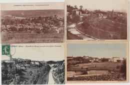 Lot 187 De 100 CPA Du Rhône Département 69 Déstockage Pour Revendeurs Ou Collectionneurs PORT GRATUIT FRANCE - Cartes Postales