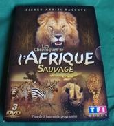 Dvd Zone 2 Les Chroniques De L'Afrique Sauvage - Partie 2 Vf+Vostfr - Documentary