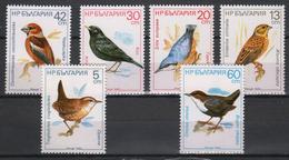 Bulgaria 1987. Wild Animals  Nice Set MNH (**) Michel: 3607-3612 / 3.50 EUR - Neufs