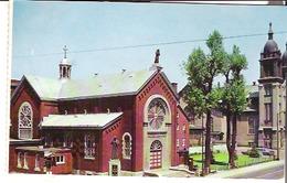 Peres Franciscains A Trois-Rivieres, Quebec Eglise Notre-Dame Des _________ Colle En Dos Glue On Back