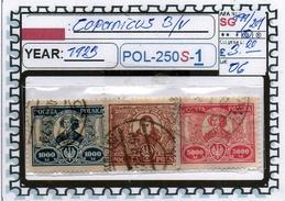 POLAND: CLASSIC SERIE(S) (POL-250S-1 (06) - 1919-1939 Republik