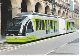CPM TRANVIAS De BILBAO N° 932 EUROFER-AMICS DEL FERROCARRIL  Scans Recto Verso - Strassenbahnen