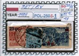 POLAND: CLASSIC SERIE(S) (POL-250S-1 (14) - 1919-1939 Republik