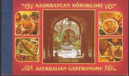Europa Cept 2005 Azerbaijan Prestige Booklet ** Mnh (35347) - 2005