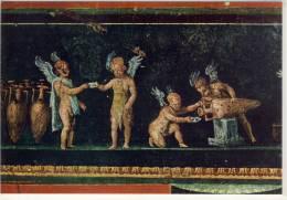 Casa Dei Vetti POMPEI SCAVI - Fregio Con Amorini (Particolare) - Angels