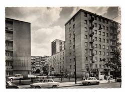 92 BOULOGNE BILLANCOURT  Boulevard Jean Jaurès Voitures Renault Dauphine 4L Simca Aronde  Magasin Philips - Boulogne Billancourt