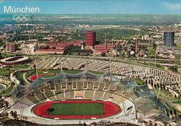 Olympische Spiel München, Gelaufen 1974 (ak0354) - Giochi Olimpici