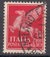 Miti E Allegorie - 10 Lire (usato) - Poste Aérienne