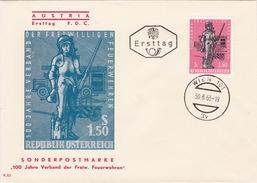 Freiwillige Feuerwehr (br0051) - 1961-70 Briefe U. Dokumente