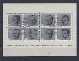 Bund Michel Kat.Nr. Block / Sheet Gest 3 ESSt - Blocks & Kleinbögen