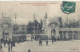 NORD - 59  - ROUBAIX - Exposition Internationale Du Nord 1911 -  Porte Monumentale - Roubaix