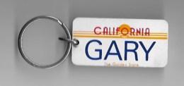 California GARY - Key-rings