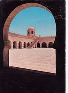 CARTOLINA ANNI '70 - TUNISIA - SOUSSE - LA GRAND MOSQUEE - Tunisia