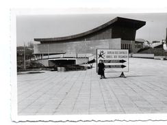 Photo LAEKEN EXPO 58 Panneau Bureau Des Entrées - Lieux
