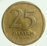 1961 - Israel 25 Agorot -  (year 5721) - KM# 27 - Israele