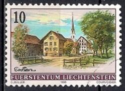 (A2) Liechtenstein 1996 - Villages - Liechtenstein