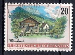 (A2) Liechtenstein 1997 - Village Scenes - Liechtenstein