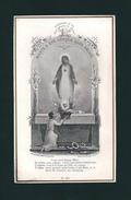 Incisione: MARIA CONCEPITA SENZA PECCATO  -   E - PR - Mm. 70 X 116 - ED. CH LETAILLE PL 166 - Religione & Esoterismo