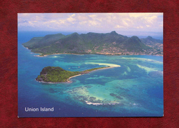 Saint-Vincent Et Les Grenadines - Union Island - Saint-Vincent-et-les Grenadines