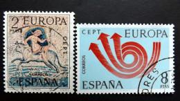 Spanien 2020/1 Oo/used, EUROPA/CEPT 1973 - 1931-Heute: 2. Rep. - ... Juan Carlos I