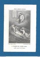 Incisione:IL TRIONFO DEL SACRO CUORE NELLA MORTE DEL GIUSTO  -   E - PR - Mm. 88 X 130 - Religione & Esoterismo