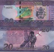 SOLOMON  ISLANDS    New  20 Dollars  Pnew   2017  Pnew - Salomonseilanden
