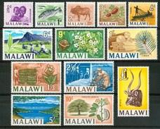 1964 Malawi Ordinaria Ordinary Courante Set MNH** C68 - Malawi (1964-...)