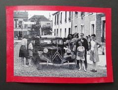 Citroen, Traction Avant, Montreuil-sous-Bois, 1944. - Reproductions