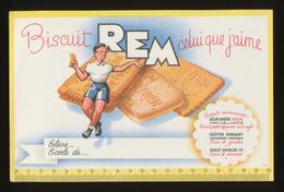Buvard - REM Le Biscuit Que J'aime - Blotters